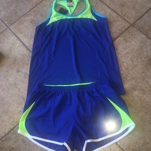 Nike Tempo Shorts & Nike Women's Running
